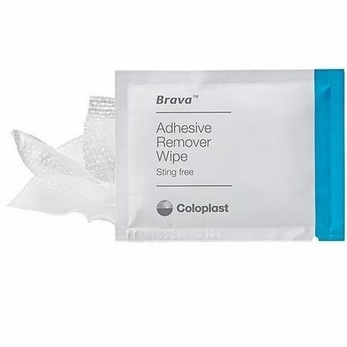 Barrier Remover Wipes, Coloplast