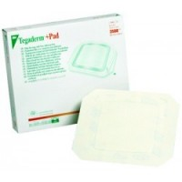 Wound Care 3M Tegaderm Pad Film Dressing Oval