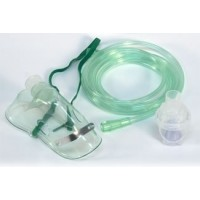 Nebulizer Mask and Tubing, Adult
