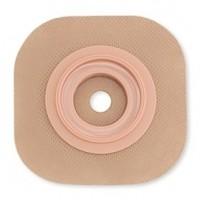 Ostomy-Flange, NewImage CeraPlus, Convex, Pre-cut, 32mm, GREEN