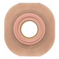 Ostomy-Flange, newImage Floating , Pre-Cut 1 1/8""