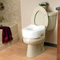 """Raised Toilet Seat, Economy, 6"""""""