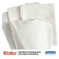 Wipes, Wypall Wipers, 76/package