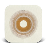 """Ostomy-Wafers, Natura 45mm duradhesive Wafer, Moldable, 7/8 - 1 1/4"""" Stoma"""